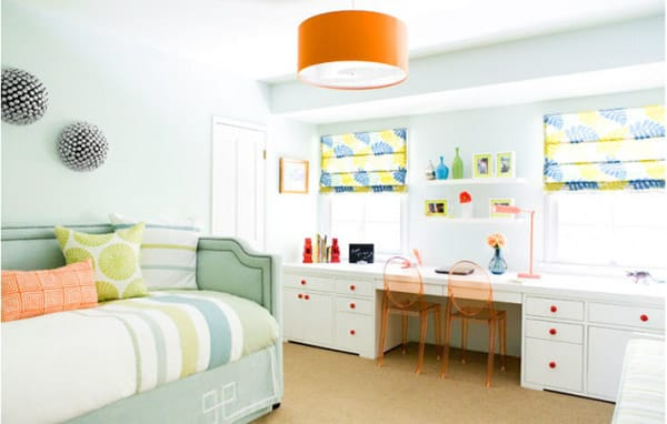 10 inspiring home office/guest room combinations