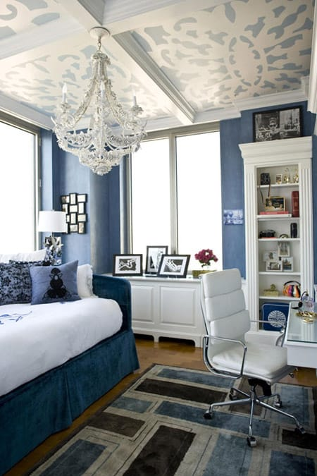 10 Inspiring Home Office/Guest Room Combinations | HomeandEventStyling.com