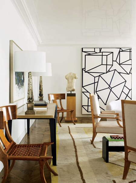Shaping Up Your Home with Geometric Decor | HomeandEventStyling.com