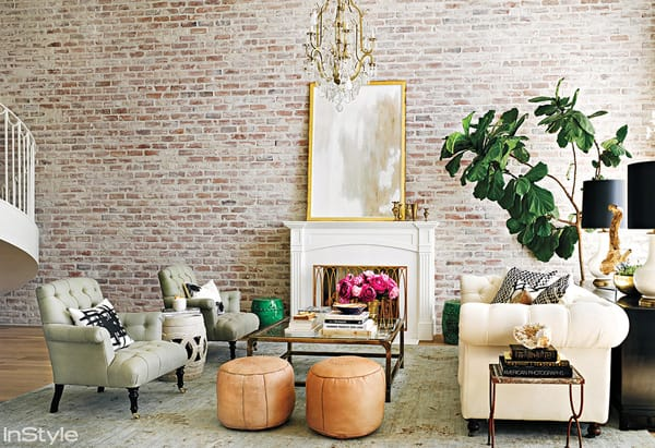 Golden Age: Decorating with Gold Accents & Tones | HomeandEventStyling.com