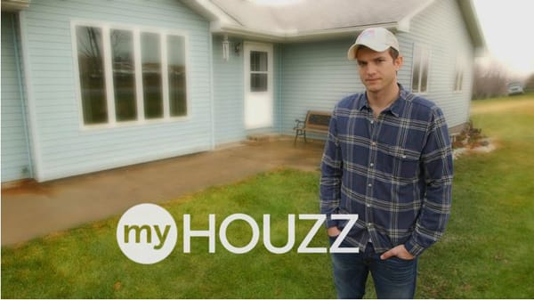 Ashton Kutcher Surprises His Mom With Basement Remodel