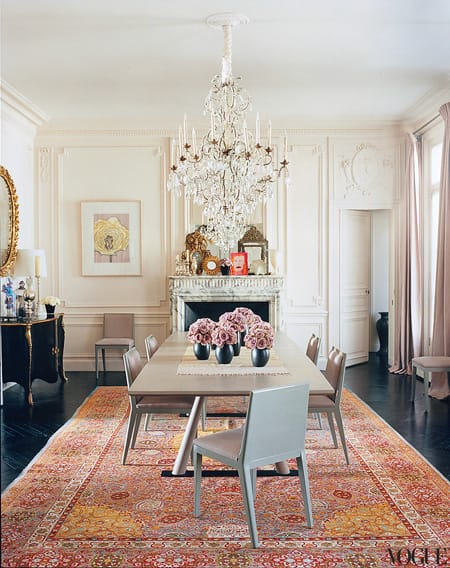 Old Meets the New: Antiques in Modern Spaces | HomeandEventStyling.com
