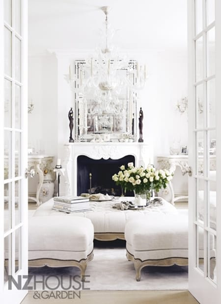 Mastering the Art of All White Decor | HomeandEventStyling.com