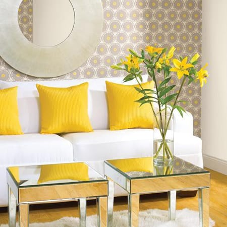Accent Tables with Pizzazz | HomeandEventStyling.com