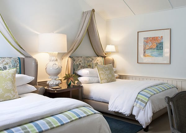 Hotel Tour: Lake Austin Spa Resort | HomeandEventStyling.com