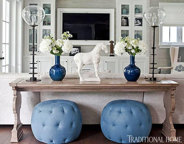 Home Tour: Bill and Giuliana Rancic's LA Home | HomeandEventStyling.com