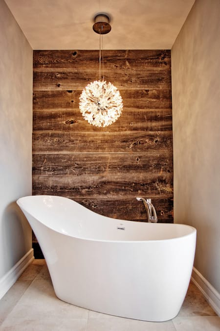 10 Chic Bathroom Chandeliers | HomeandEventStyling.com