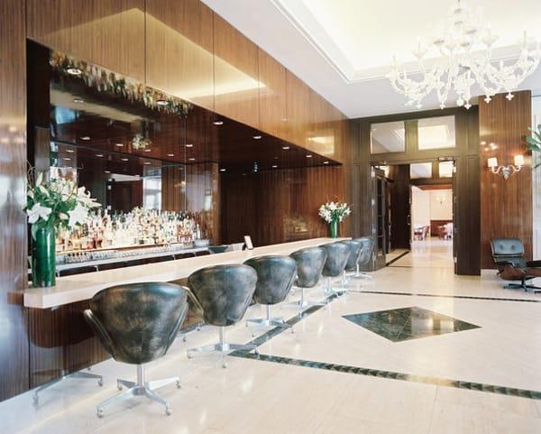 Hotel Tour: Mr. C Beverly Hills | HomeandEventStyling.com
