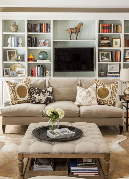 Why You Should Include Ottomans in Your Decor | HomeandEventStyling.com