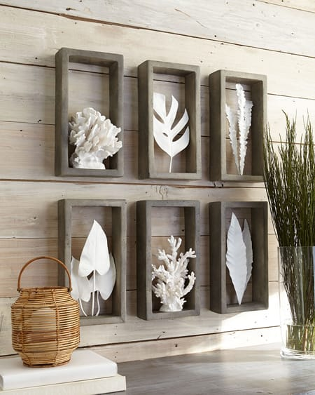 Adding style with outdoor wall art megan morris - Outdoor wall decorations ...