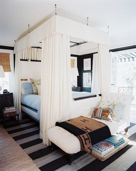 10 Canopy Beds to Dream About | HomeandEventStyling.com #bedroom