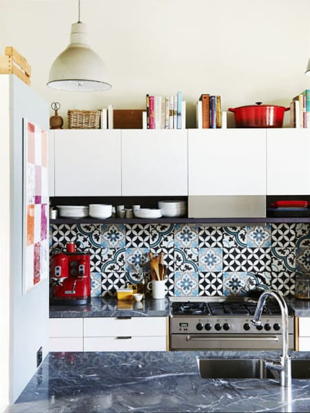 10 Ideas for Storing and Displaying Cookbooks | HomeandEventStyling.com