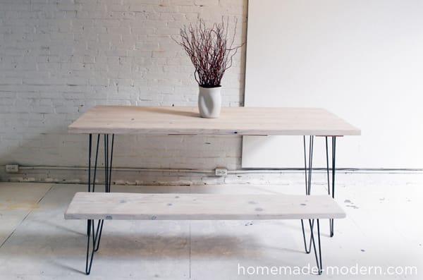Guest Post: DIY Dining Table Ideas - Megan Morris