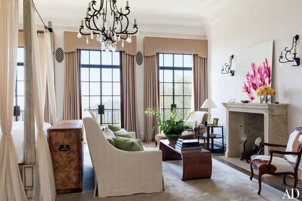 Home Tour: Gisele Bundchen & Tom Brady's LA Estate | HomeandEventStyling.com