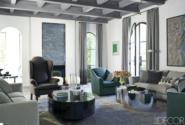 Home Tour: Lori Loughlin's Renovated LA Manor | HomeandEventStyling.com
