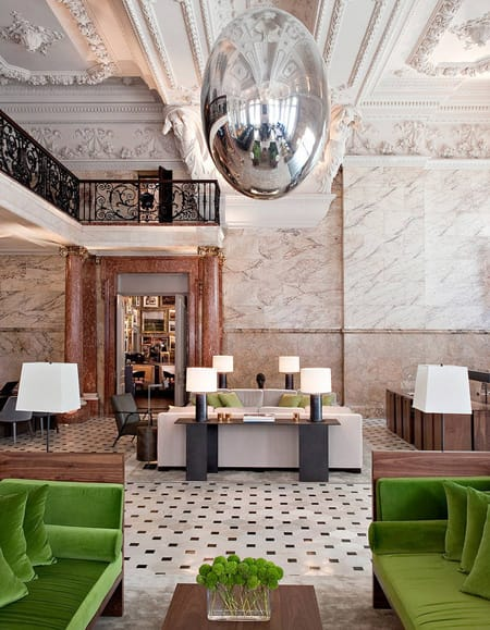 10 Inspiring Luxury Hotel Spaces | HomeandEventStyling.com