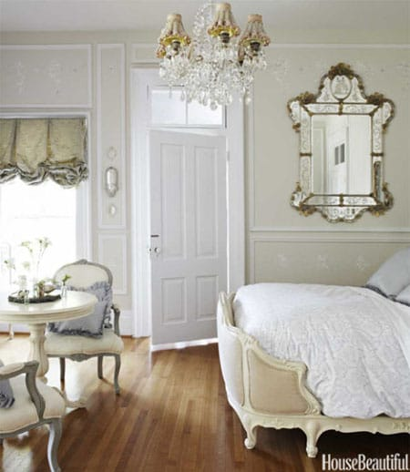 parisian bedroom. French Twist  10 Inspiring Parisian Bedrooms HomeandEventStyling com