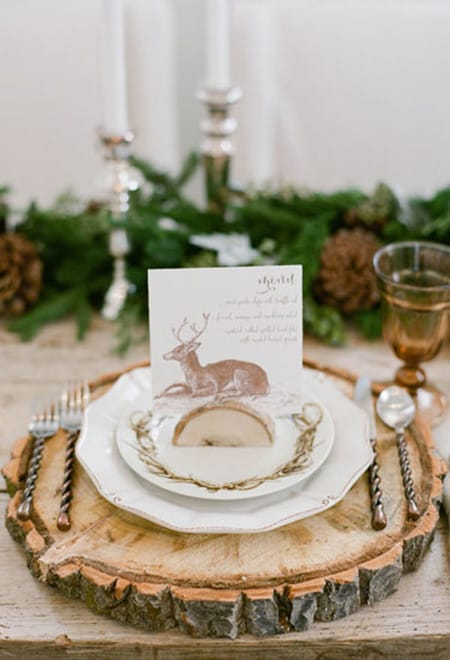 10 Stylish Thanksgiving Centerpiece Ideas | HomeandEventStyling.com