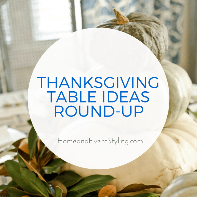 Create a memorable table with these 50 #Thanksgiving table ideas!