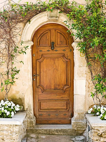 unique front doors10 Unique and Inspiring Front Doors  Megan Morris