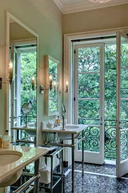 10 charming juliet balcony ideas megan morris for French juliet balcony