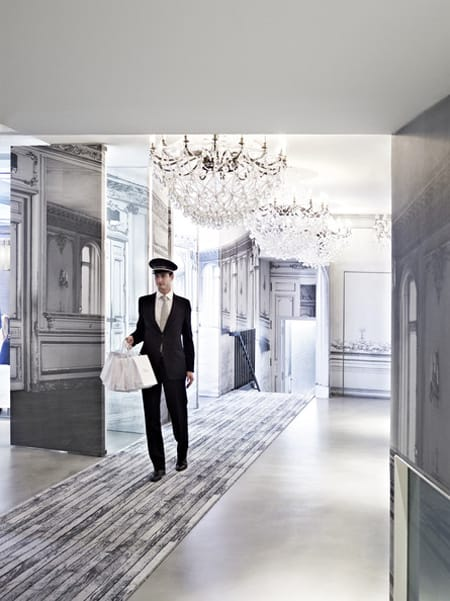 Hotel Tour: La Maison Champs Elysees in Paris | HomeandEventStyling.com