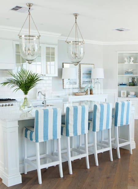 Creating a Fresh Look with Slipcovers | HomeandEventStyling.com