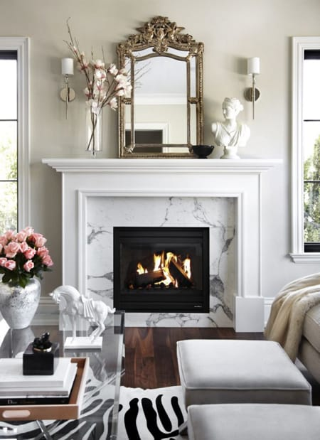 Chic Inspiration for Decorating with Animal Print | HomeandEventStyling.com
