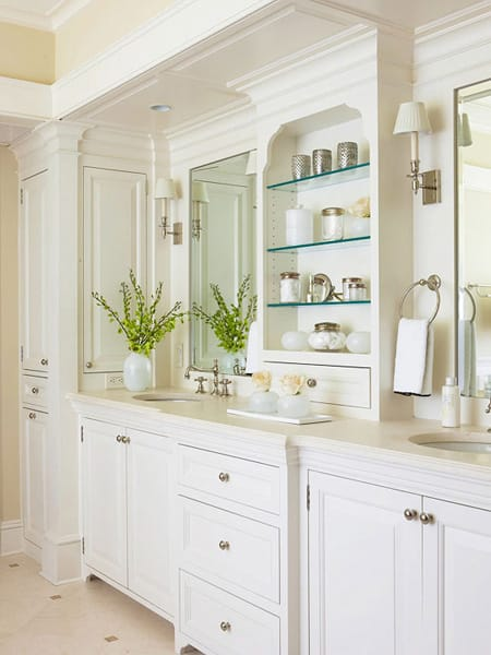 Diy Bathroom Remodel Ideas diy bathroom remodel ideas on a budget - megan morris