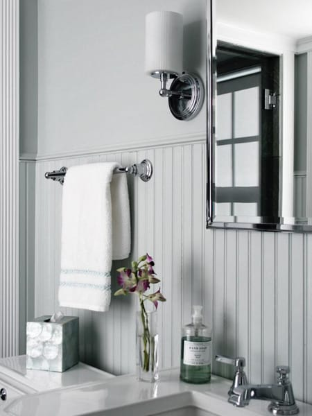 Diy bathroom remodel ideas on a budget megan morris for Diy bathroom ideas on a budget