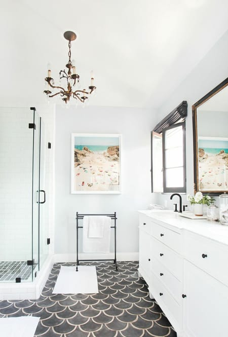 Image Result For Black And Gold Bathroom Decora