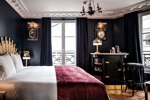 Hotel Tour: Hotel Providence Paris | HomeandEventStyling.com