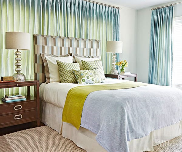 The Elegant Look of Wall to Wall Curtains | HomeandEventStyling.com
