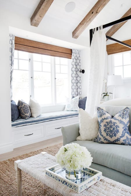 Creating the Perfect Bedroom Sitting Area | HomeandEventStyling.com