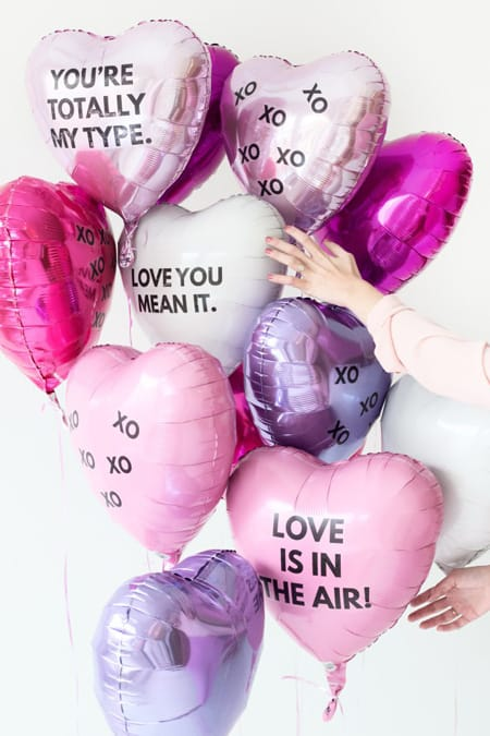 10 Adorable DIY Valentine's Day Ideas | HomeandEventStyling.com