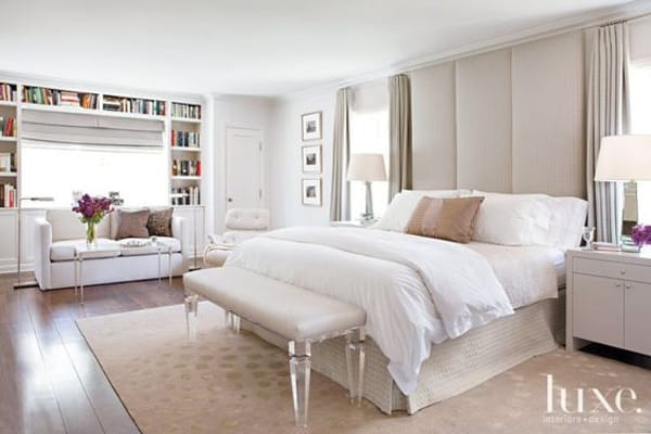 10 Statement-Making Floor to Ceiling Headboards | HomeandEventStyling.com
