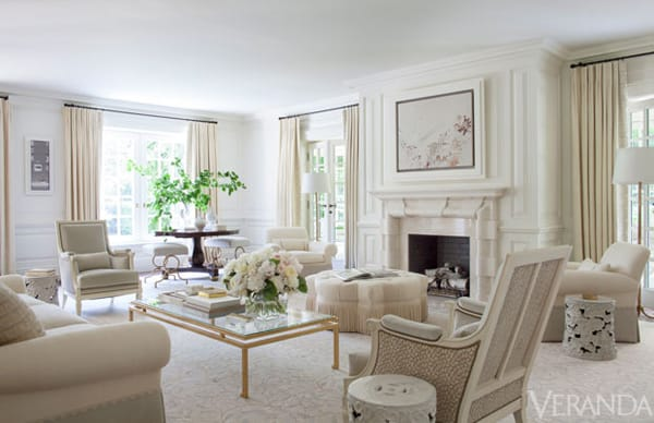 The Exquisite Style of Off-White Decor | HomeandEventStyling.com