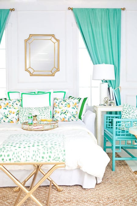 Get the Look: Palm Beach Style | HomeandEventStyling.com