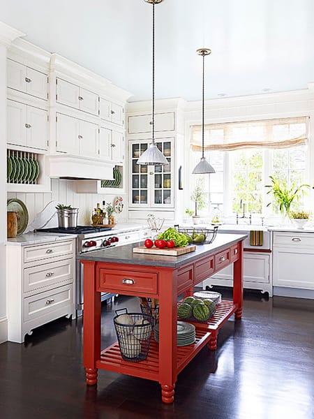The Eye-Catching Look of Red Decor | HomeandEventStyling.com