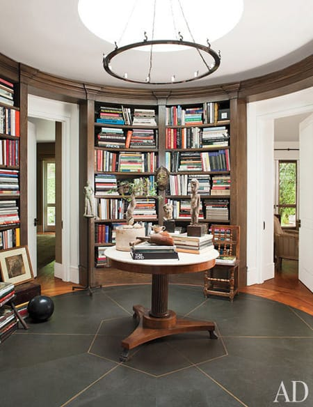 Well-Rounded Design: 10 Round Spaces | HomeandEventStyling.com