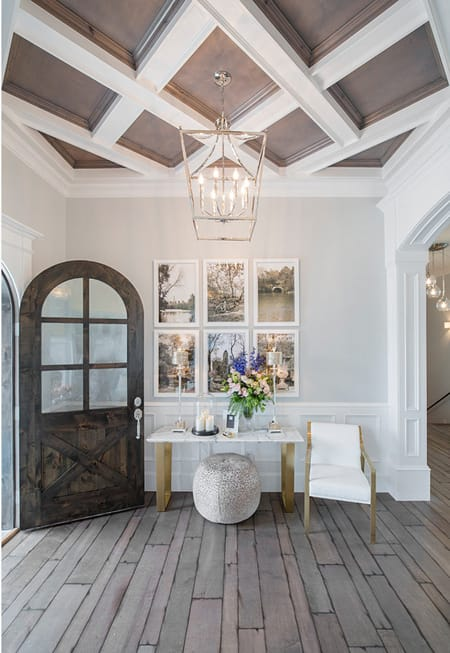 How to Make a Statement with Wood Floors | HomeandEventStyling.com