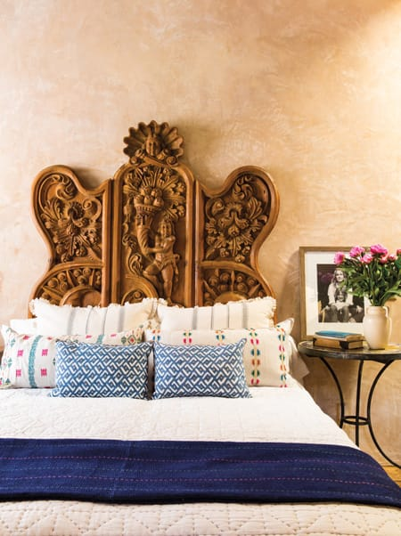 Home Tour: Supermodel Tatjana Patitz's Rustic Home | HomeandEventStyling.com
