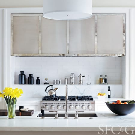 10 Ways to Accent Your Kitchen with Color | MeganMorrisBlog.com