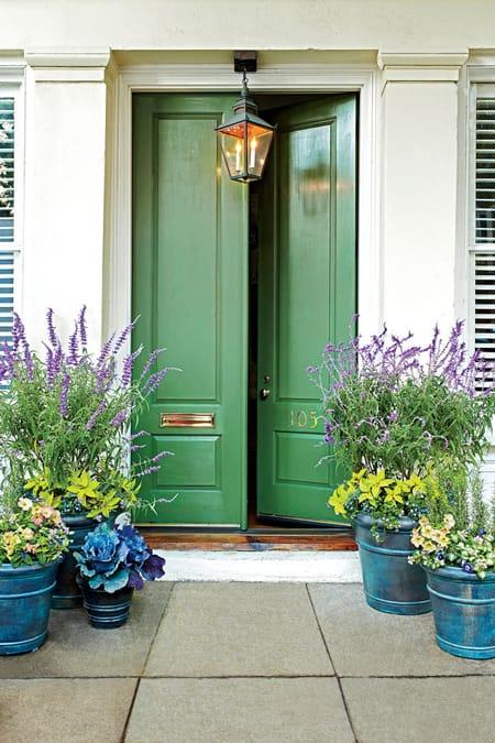 Inspiring Rooms with a Spring Palette | MeganMorrisBlog.com