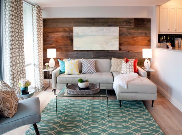 10 Accent Wall Ideas to Spark Your Creativity   MeganMorrisBlog.com