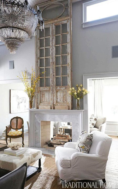 Fireplaces Lighting Up a Room with Style | HomeandEventStyling.com