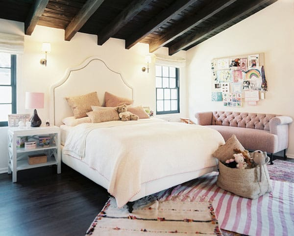 Darling Little Girl Bedroom Ideas | HomeandEventStyling.com