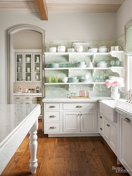 10 Fabulously Feminine Kitchen Ideas Megan Morris
