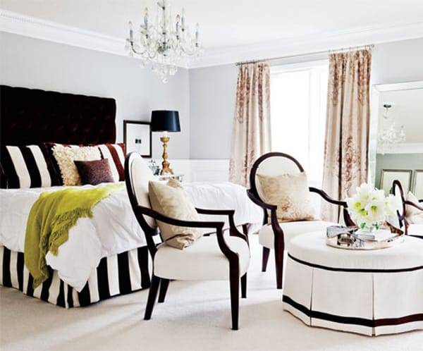 10 Glamorous Bedroom Ideas That Shine   HomeandEventStyling.com