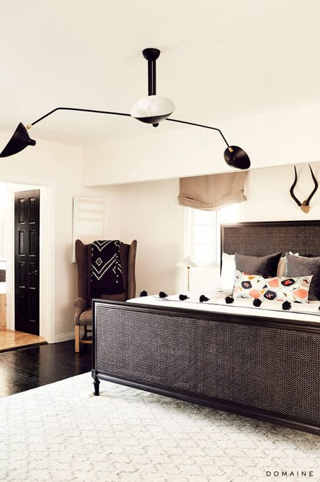 Home Tour: Jessica Alba's Colorful & Modern Rental Pad | HomeandEventStyling.com
